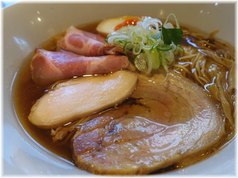 寿製麺よしかわ5 川越醤油らーめんの具
