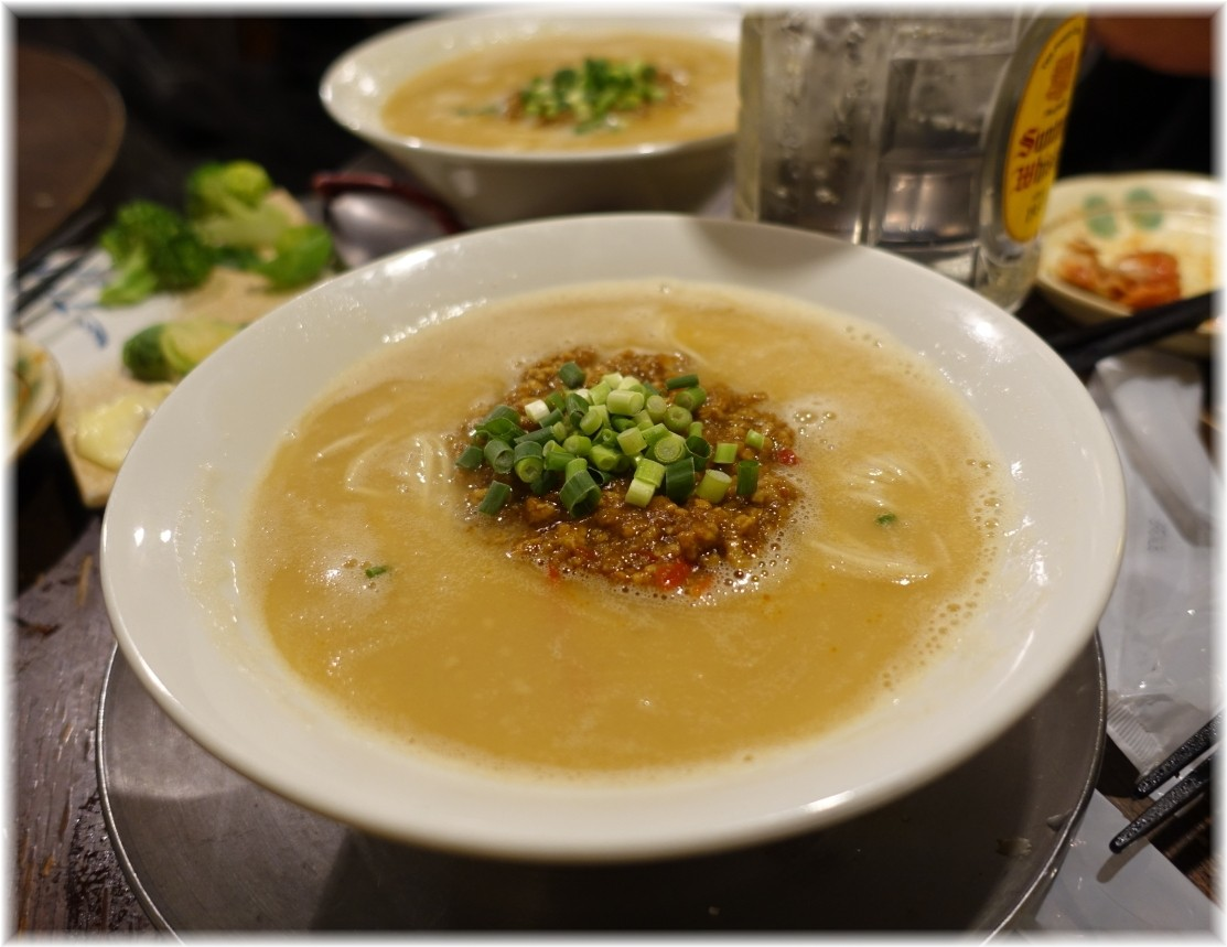 金町製麺9 スパイシーカレー豚骨