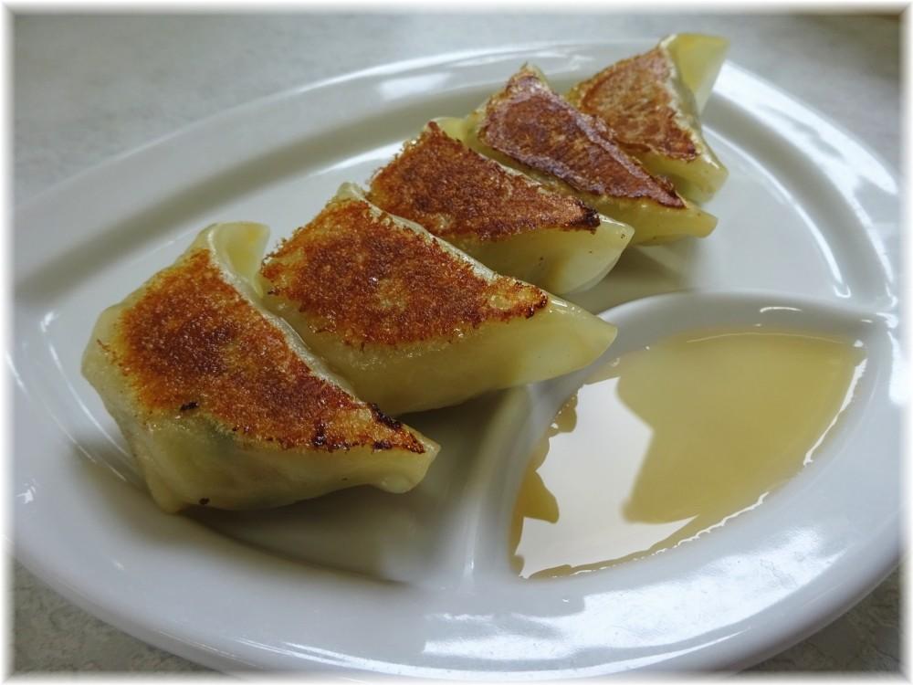 桃苑 餃子
