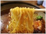 手打らーめんたかせ 角煮らーめんの麺