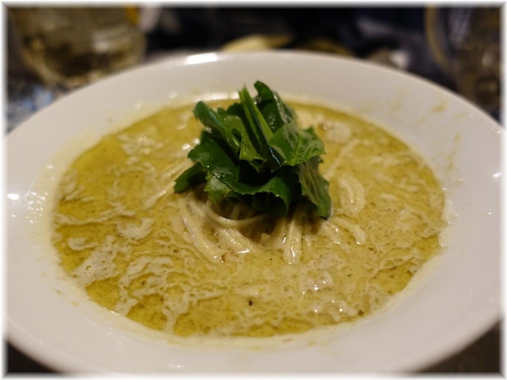 金町製麺8 グリーンカレー麺みたいの
