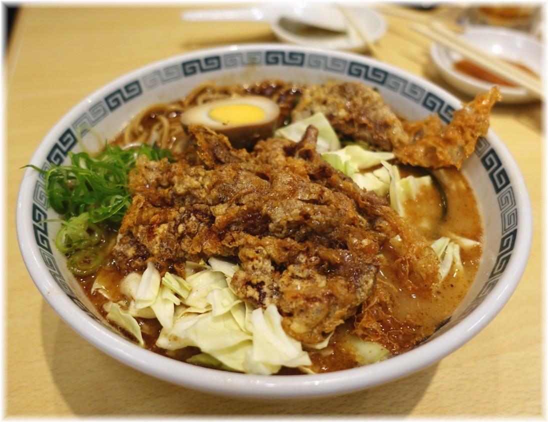 桂花ラーメン新宿ふぁんてん 五香肉麺