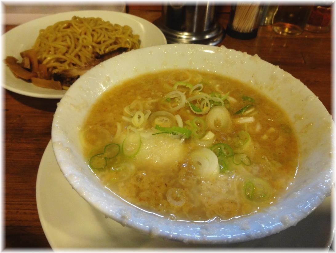 栄秀2 味噌つけ麺