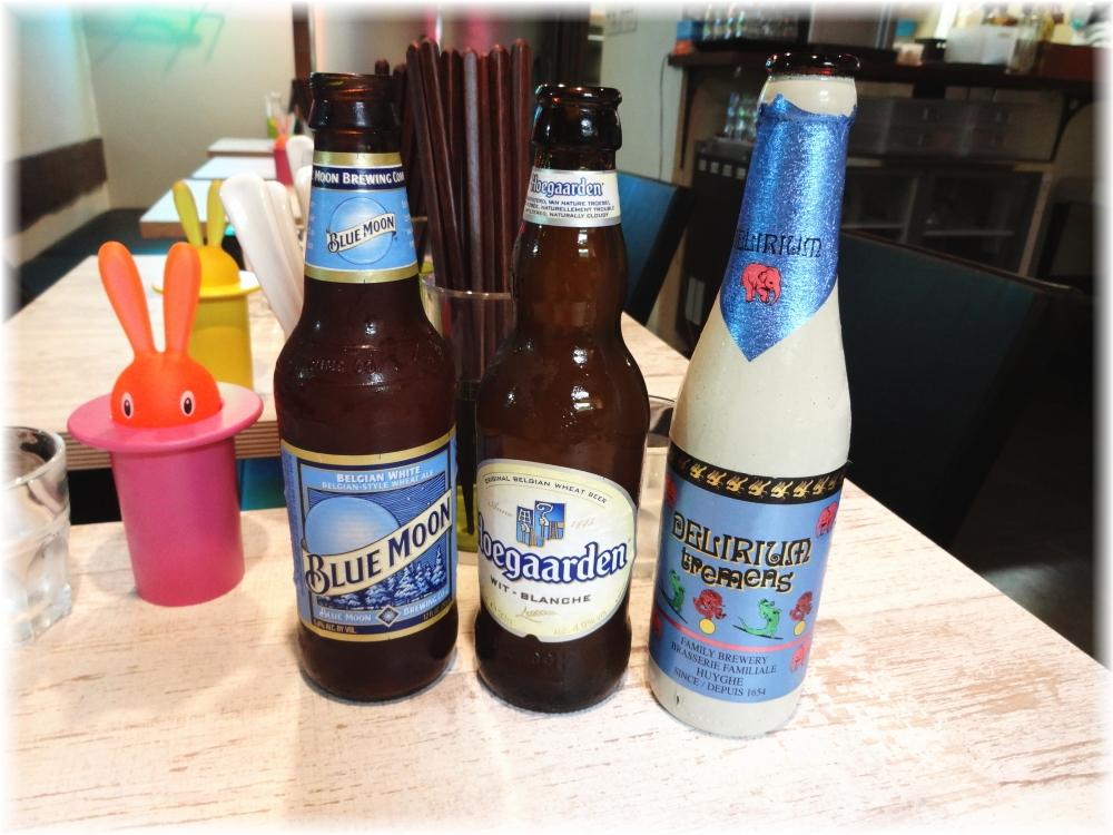 BeeHive ビール3種