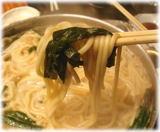 銀座ほんじん(博多もつ鍋) チャンポン麺