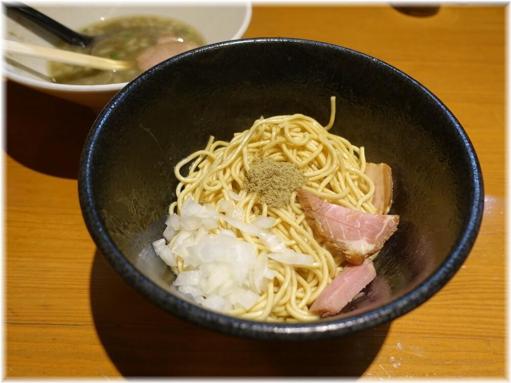 亀戸煮干中華蕎麦つきひ 和え玉