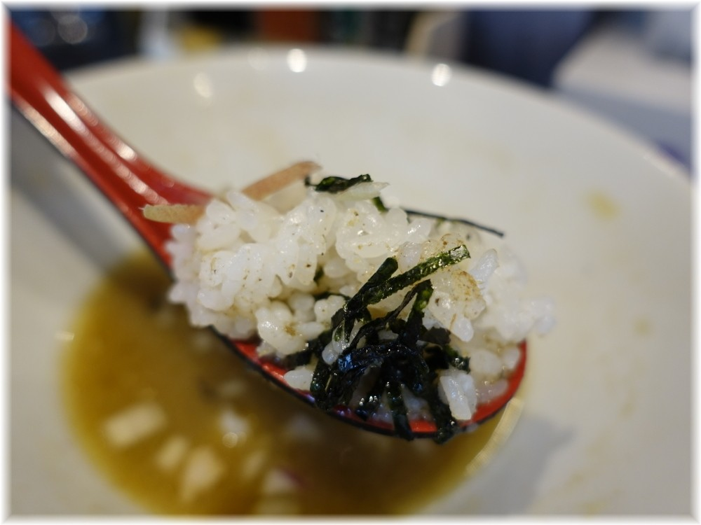 にぼ乃詩 お茶漬け用煮干し炊き込みご飯2