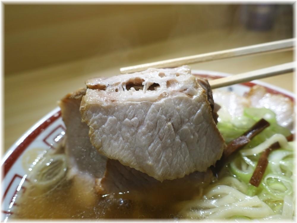 田中そば店新橋店2 肉そばの肉2