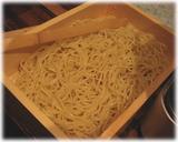 銀座ほんじん(博多もつ鍋) 中華麺