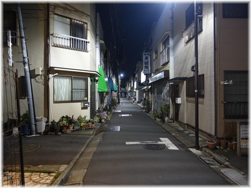 鳥田中 住宅街