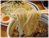 麺壱 吉兆 つけ汁そばの麺