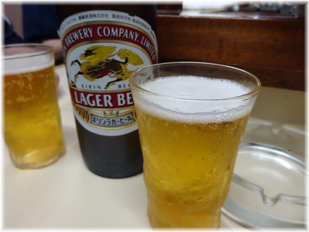八ちゃんラーメン3 ビール