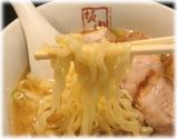 会津喜多方ラーメン坂内 内幸町ガード下店 焼豚ラーメンの麺