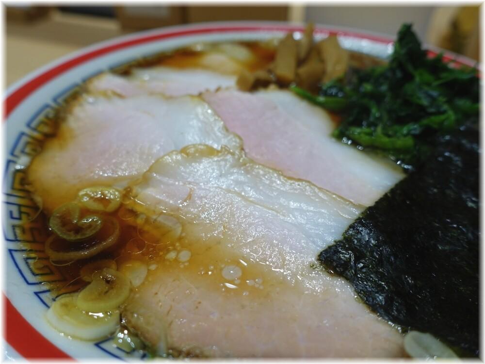 玉田町店 旨味醤油そば特製チャーシューメンの具