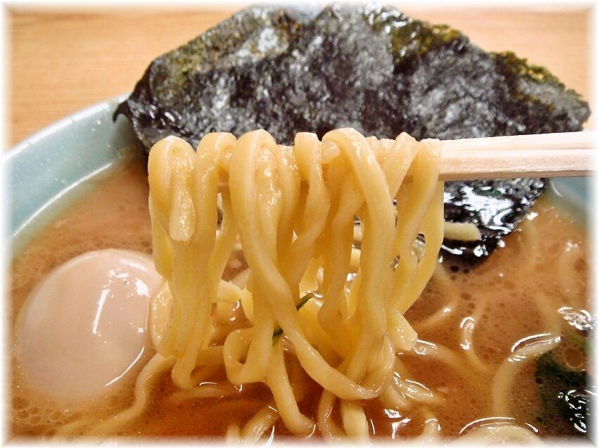 近藤家 ラーメンの麺