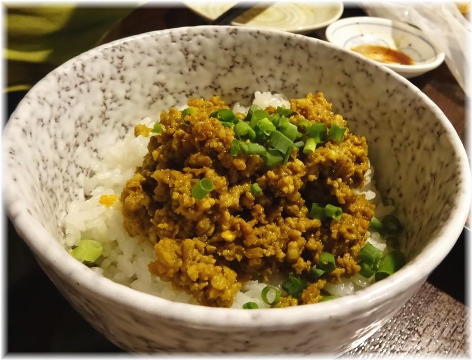 金町製麺7 キーマカレーご飯