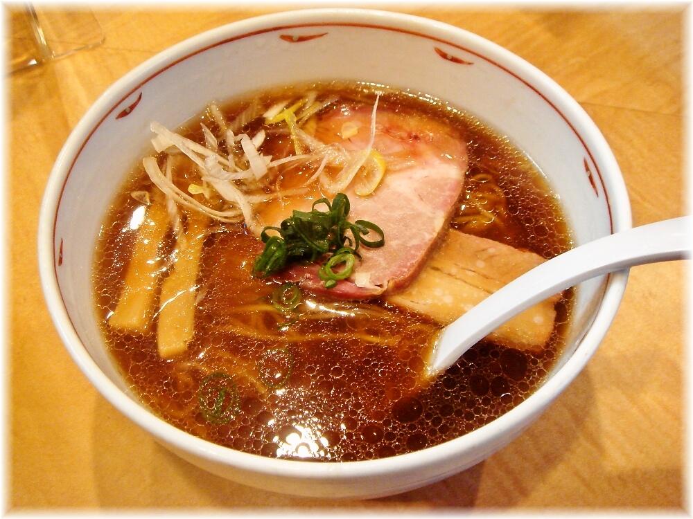 蔦 醤油らぁ麺