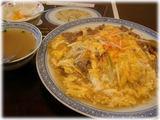 嘉賓 新御茶ノ水店 牛肉と玉子のうま煮かけご飯