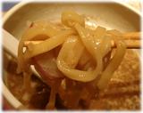 銀座五行 とんこつ麺の麺