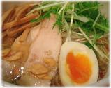 pour cafe(プルーカフェ)中目黒店 鶏そばの具