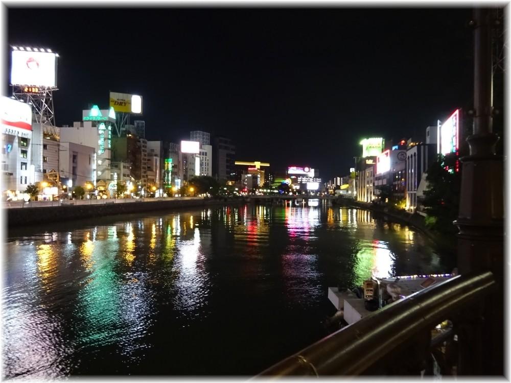 住吉亭2 中洲の風景