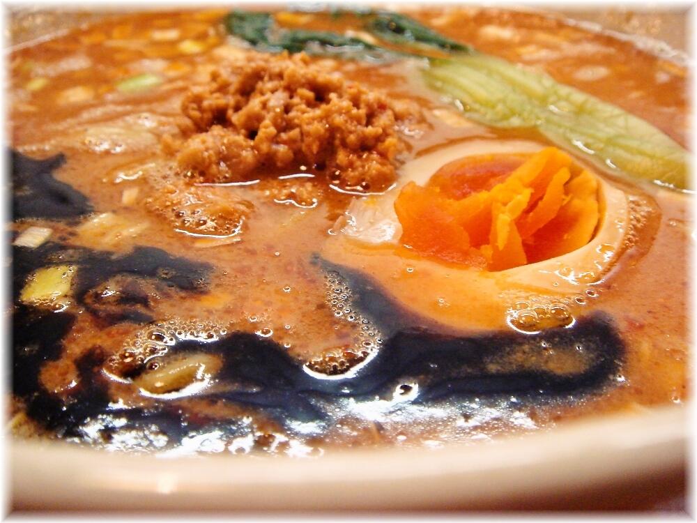 本家博多担々麺RON 坦々麺のスープ