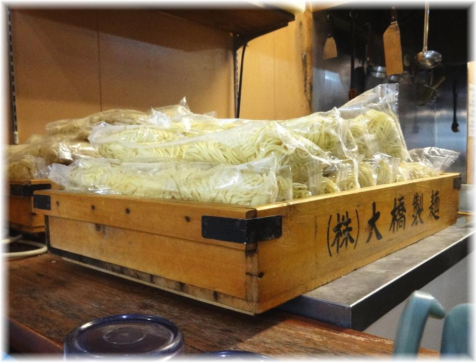 鶴一家 麺箱