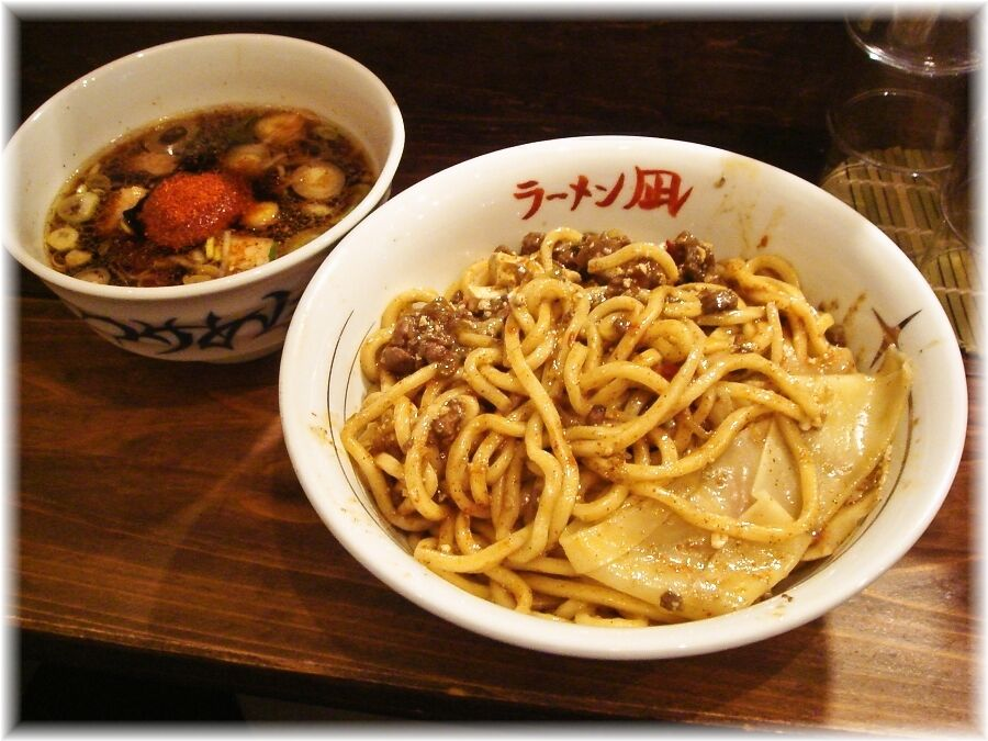 ラーメン凪炎のつけ麺