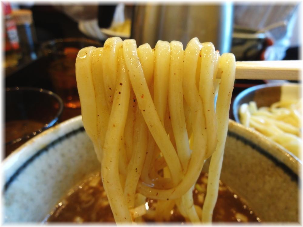 麺屋甍 濃厚鰹つけ麺の麺