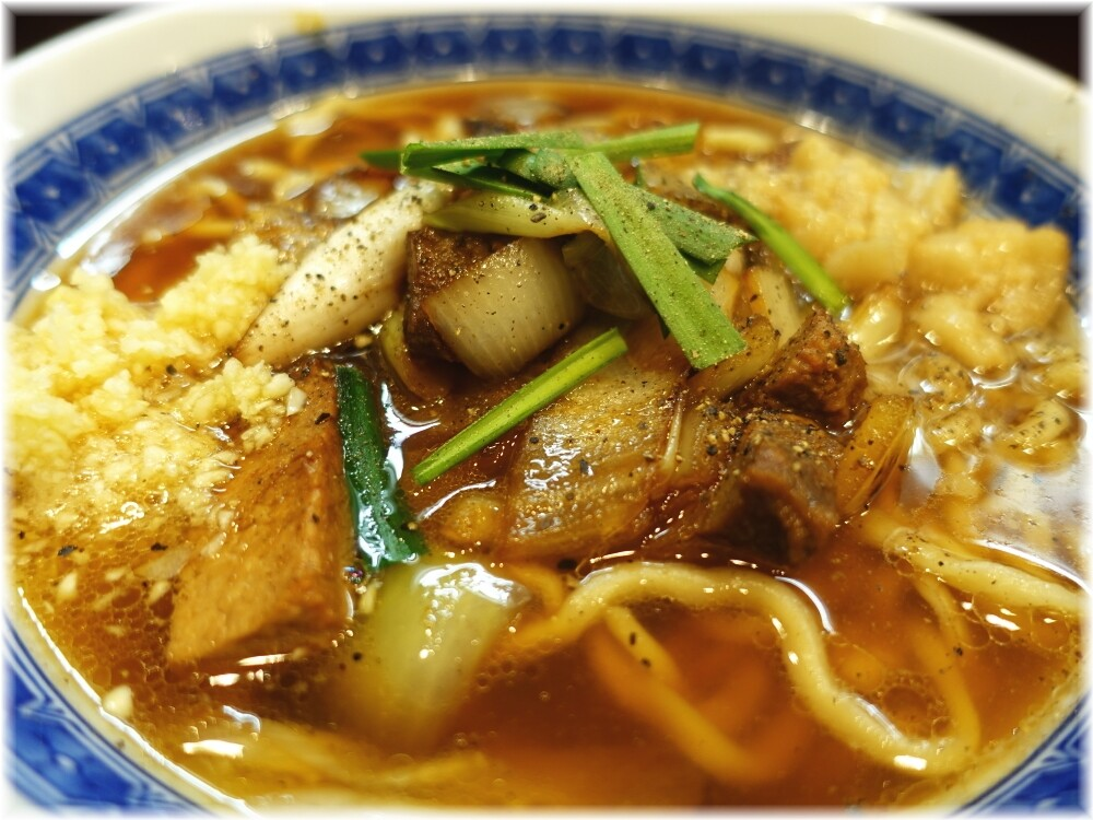 中華そばたた味 スタミナ中華の具