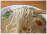 味納喜知 塩とんこつの麺