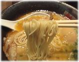 龍の家東武池袋店 こく味肉玉の麺