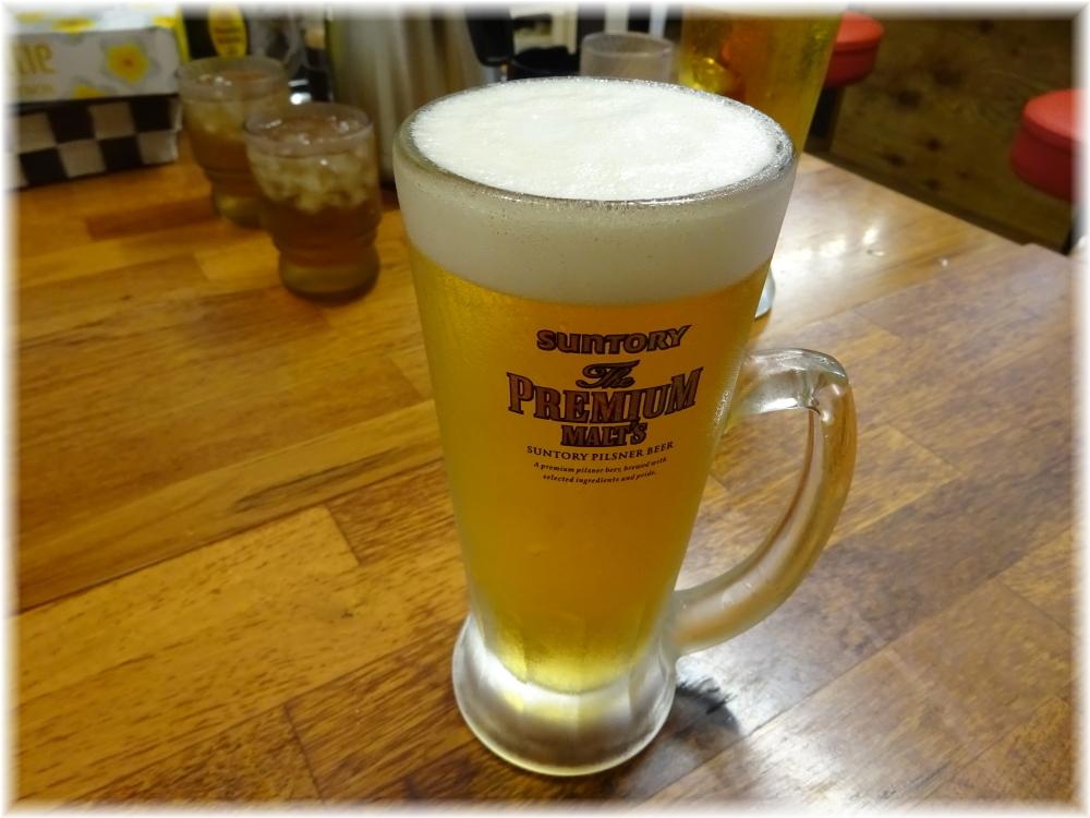 ゴマ哲 ビール