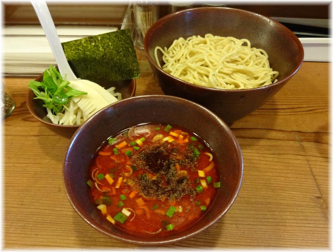 イツワ製麺所食堂東神奈川店 スーラーつけ麺