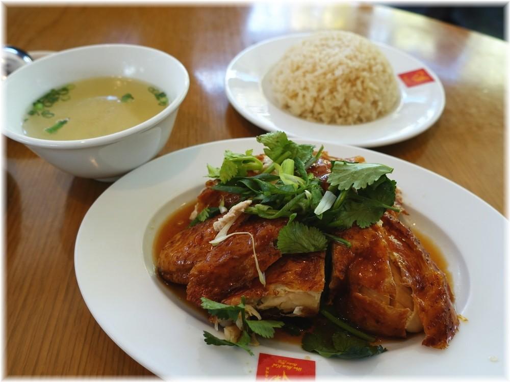 威南記海南鶏飯 日本本店 ローストチキンライン