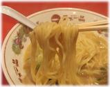 天下一品 こってり中華そばの麺