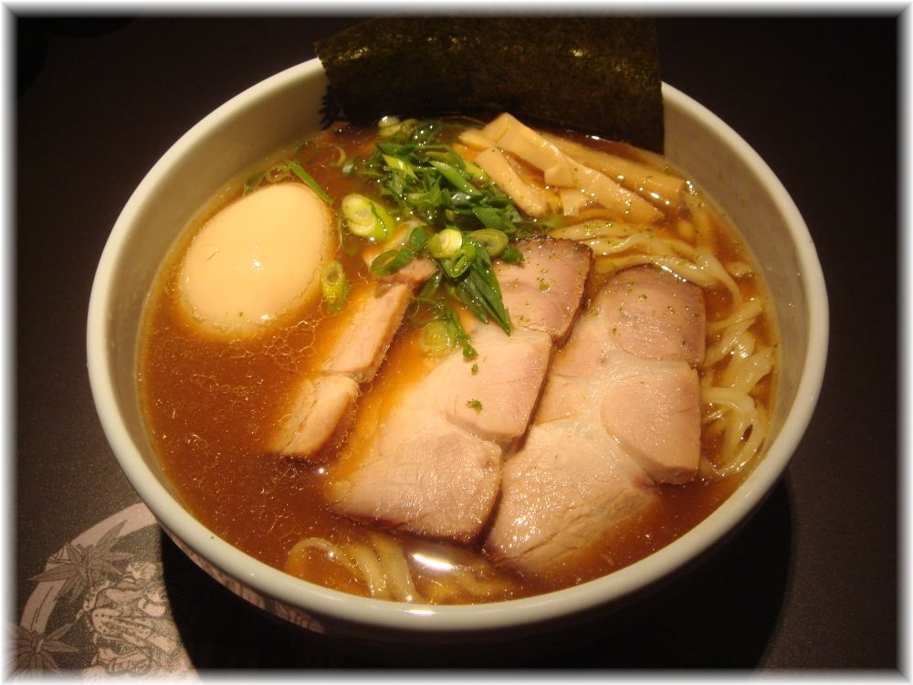 麺屋武蔵虎嘯 虎嘯ら〜麺
