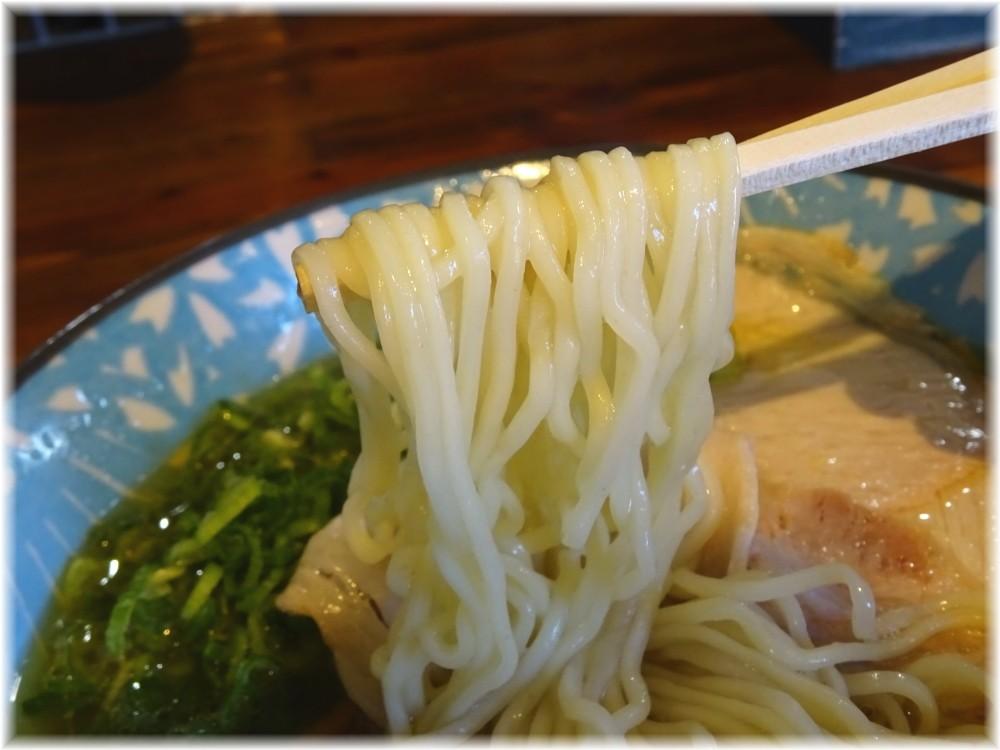がったぼうず 湯トリ(あっさり)の麺