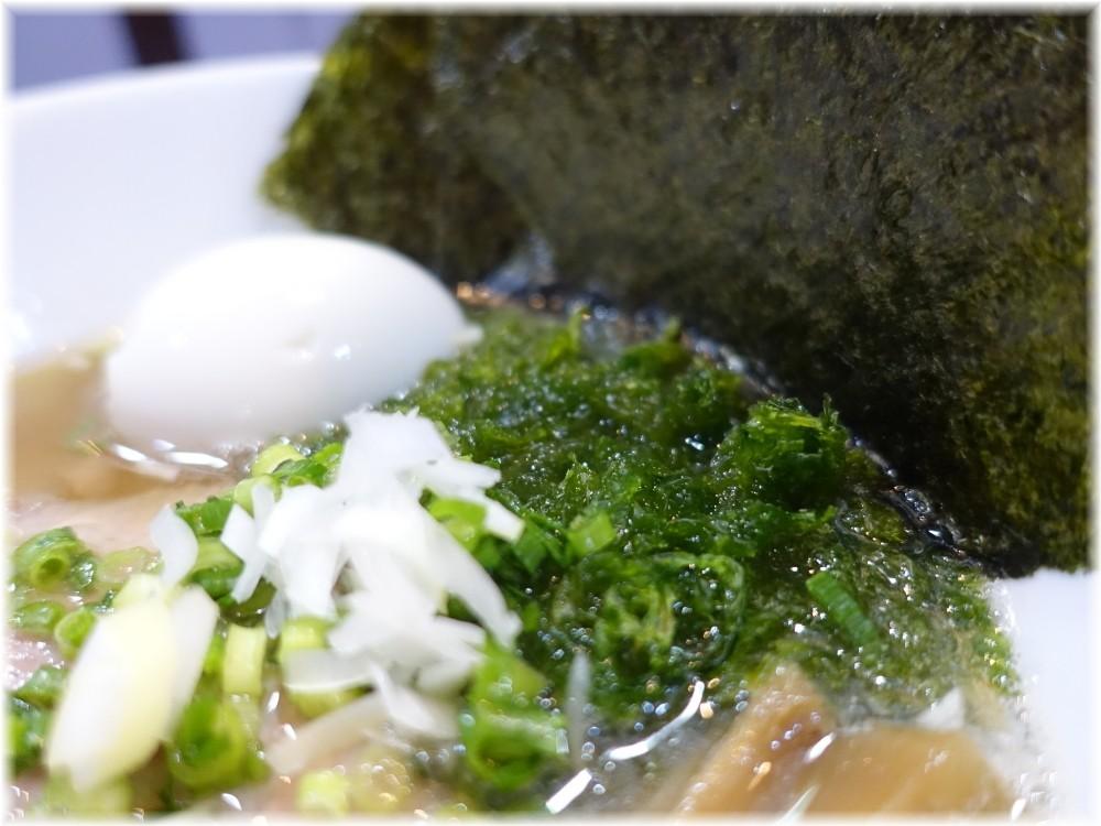 壱富士 特製塩煮干ラーメンの具