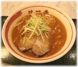 特一番@北海道ラーメン道場 醤油ラーメン