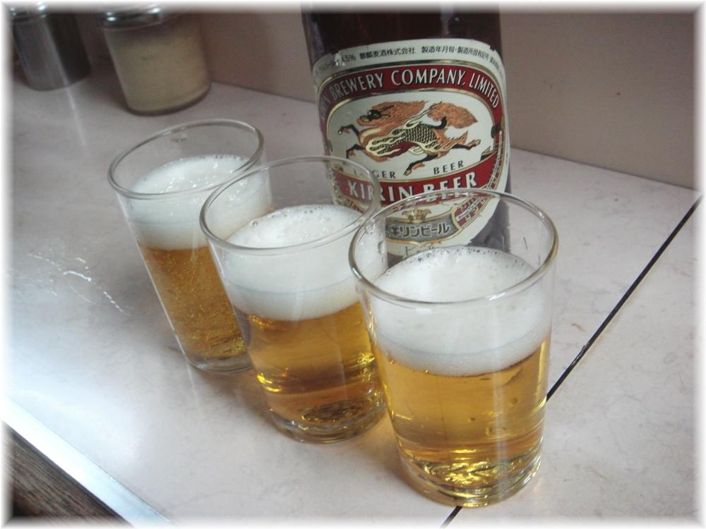 岐阜屋2 ビール3兄弟w