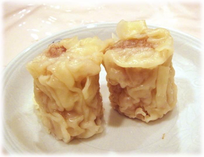 揚子江菜館 シューマイ