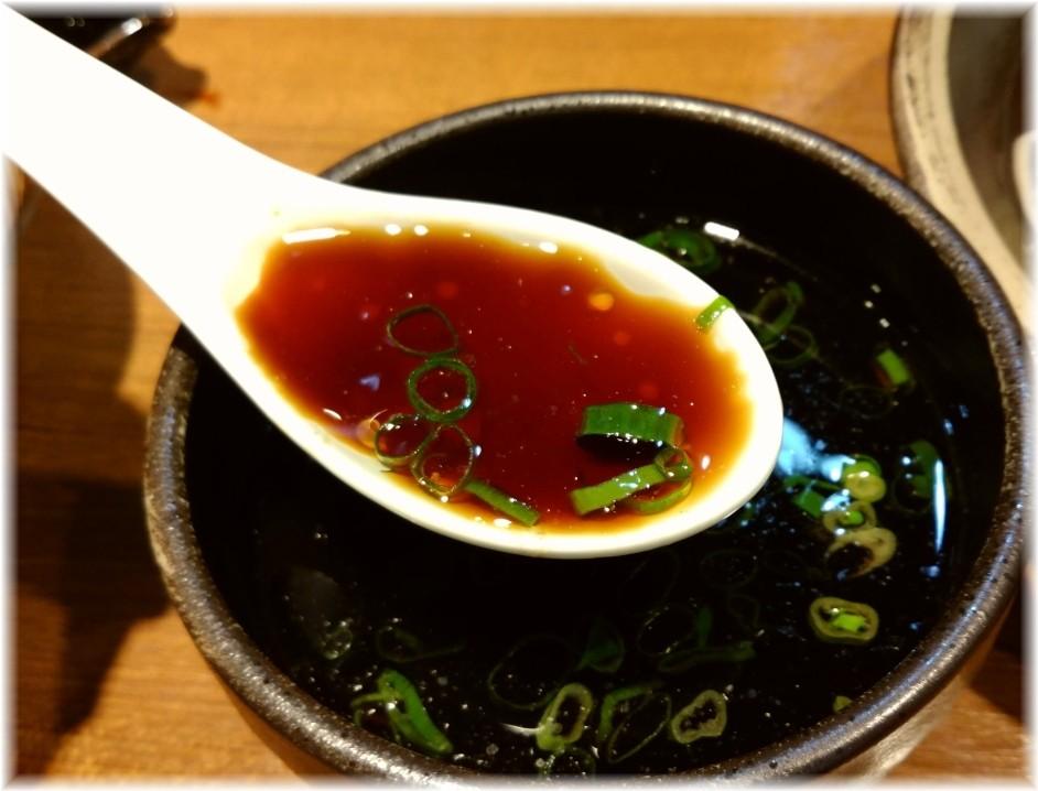寿製麺よしかわ川越店2 鴨つけそばのつけ汁