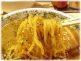 味噌の章 玉子入り味噌らーめんの麺