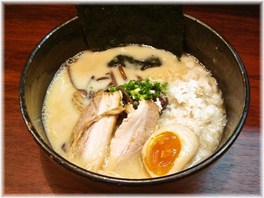 突破者 突破麺(白)