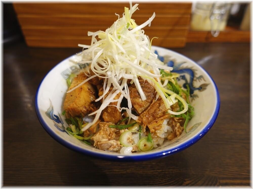 尾道ラーメン壱番館 特製ミニチャーシューご飯