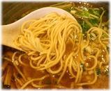醤道 道ラーメンの麺