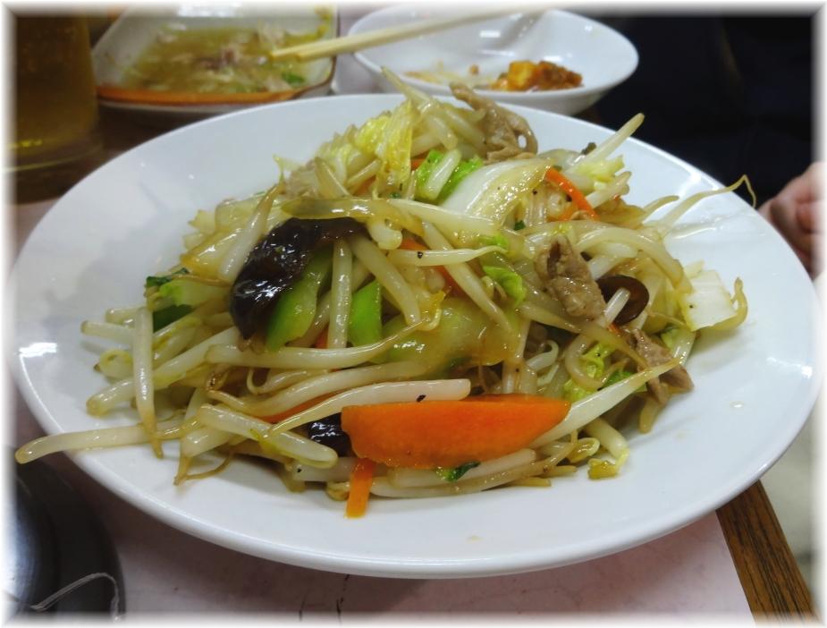岐阜屋7 野菜炒め