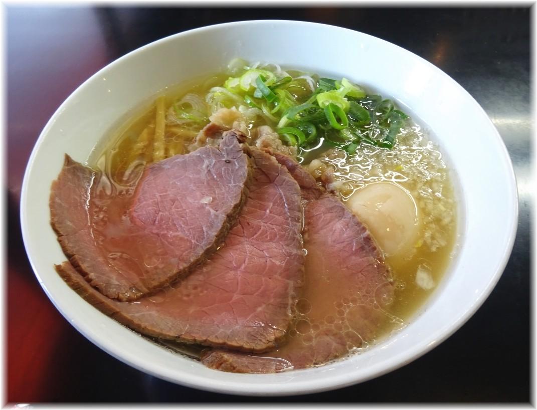 マタドール2 贅沢焼牛塩らぁ麺