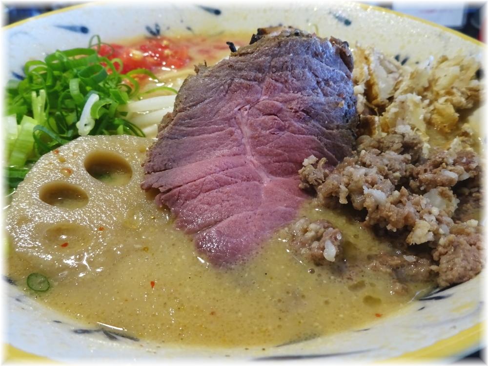 みそ専門マタドール 贅沢濃厚味噌らぁ麺の具2